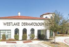 Map and direction to Round Rock Westlake Dermatology.
